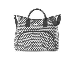 Joissy - Torba ENJOY - BLACK TRIANGLES