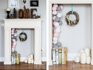 Cotton Ball Lights - Princess 20 kul